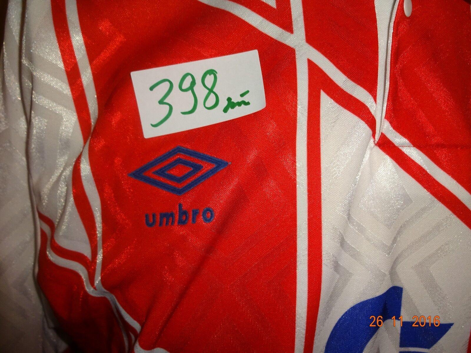 FC Chelsea London Original Original London umbro Auswärts Trikot 1990-1992