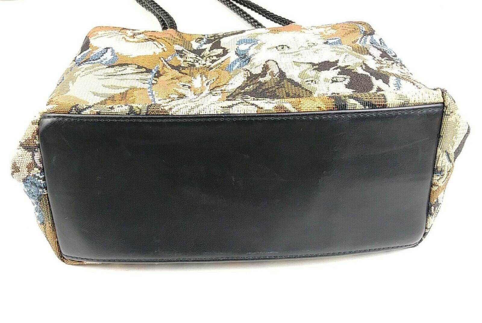 Bueno Cat Kittens Tapestry Shoulder Bag - image 3