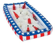 Item 1 Portable Stars Stripes Inflatable Outdoor Party Picnic Tabletop Ice Cooler