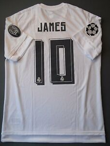 f6c36039c 5+ 5 james rodriguez real madrid jersey shirt soccer 2015 2016 ...