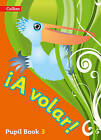 A Volar Pupil Book Level 3: Primary Spanish for the Caribbean: Level 3 by HarperCollins Publishers (Paperback, 2015)