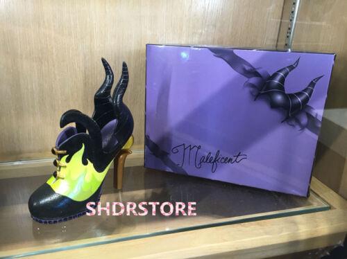 LIMITED 500 STATUE SHANGHAI DISNEYLAND DISNEY STORE Maleficent PRINCESS SHOE