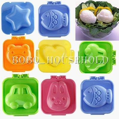 New Boiled Egg Rice Sushi Mold Bento Cutter Decorating Mould Mold Maker Sandwich