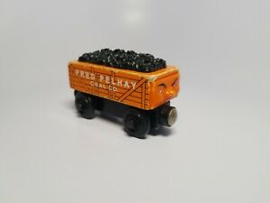 THOMAS /& FRIENDS WOODEN RAILWAY ~ TROUBLESOME TRUCK ~ OPEN BOX MINT DISPLAY ONLY
