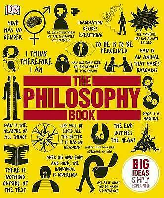 1 of 1 - Philosophy Book by Kindersley Dorling - Hardcover - Like New - Free Postage