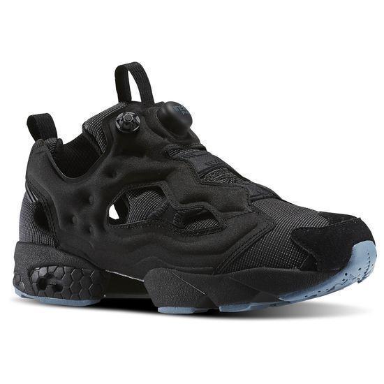 Reebok Instapump Fury MTP Black Spark Mens Lifestyle Sneakers BD1502