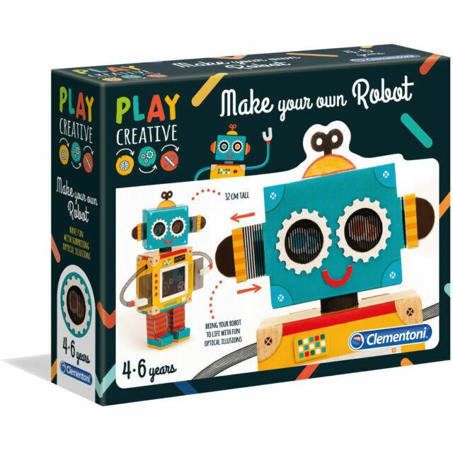 Play Creative-მხიარული რობოტი