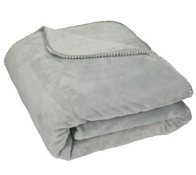 Betz Plaid en polaire couverture de qualité taille et couleur au choix