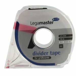 Legamaster Black Self-adhesive tape for Planning Boards 16 M 4332-01 [ed02985]-afficher le titre d`origine V508yR2D-07135451-266354044