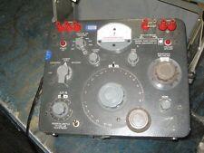 General Radio Company Megohm Bridge Type 1644 A