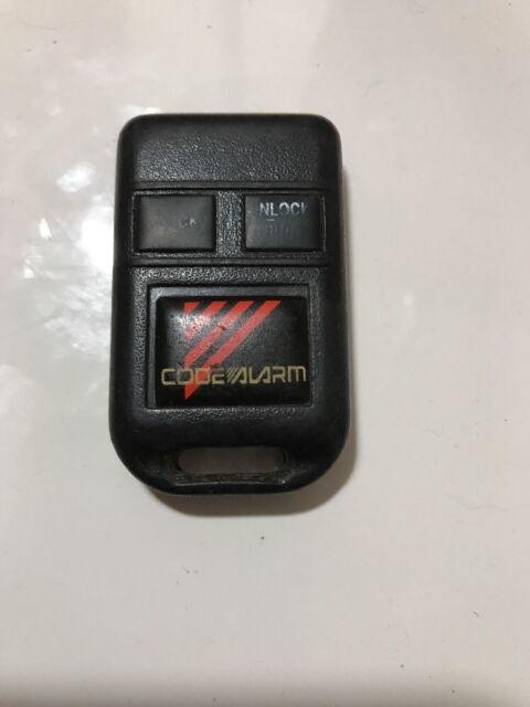 Code Alarm Aftermarket Keyless Entry Remote Start GOH-FRDPC2002 4 Button CATX630