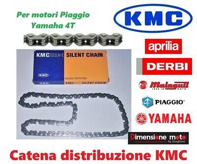 """2070 - Catena Distribuzione """"kmc"""" Per Piaggio X7 125 Dal 2008 >2009"""