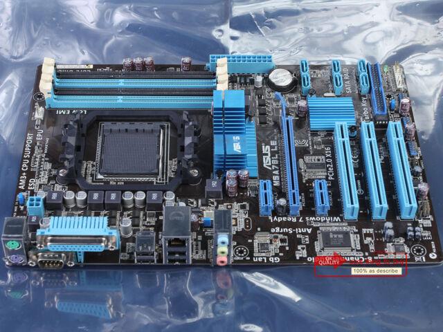 ASUS M5A88-V EVO Motherboard For AMD 880G Socket AM3 DDR3 USB3.0 SATA3 New test