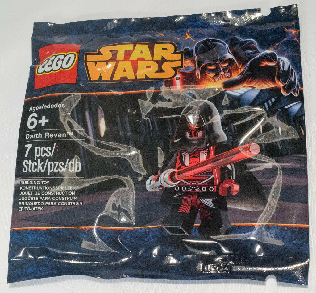 Lego Star Wars Darth Revan (5002123) Promo Polybag new and sealed