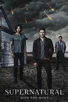 Supernatural Poster Prepare Fea. Jared Padalecki And Jensen Ackles 24x36