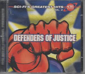 Sci-Fi's Greatest Hits Vol.4 Defenders of Justice CD NEU Batman Superman uva - Eisenheim, Deutschland - Sci-Fi's Greatest Hits Vol.4 Defenders of Justice CD NEU Batman Superman uva - Eisenheim, Deutschland