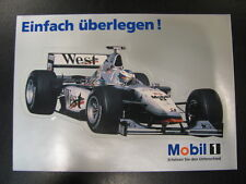West McLaren Mercedes MP4-13 1998 #8 Mika Hakkinen / Mobil 1
