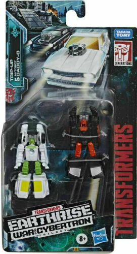 Transformers GUERRA per Cybertron Earthrise TRIP-up /& PAPARINO NUOVO IN MAGAZZINO