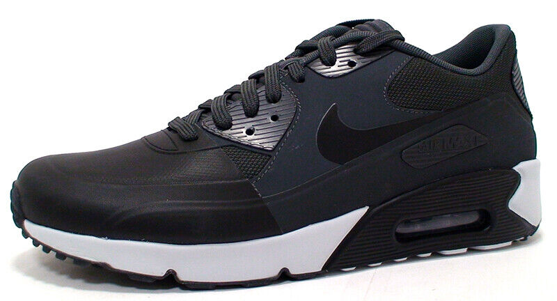 Nike AIR MAX 90 ULTRA 2.0 SE Men's shoes 876005-003 BLACK ANTHRACITE sz 10.5