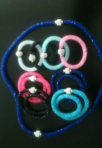 Stardust-Crystal-Bracelet-Single-Double-Wrap-Mesh-Necklace-Stocking-Filler