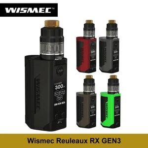 100-Authentic-Wismec-Vape-Reuleaux-RX-GEN3-300w-Full-kit