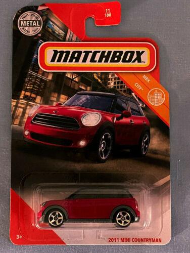 Matchbox 2011 MINI COUNTRYMAN
