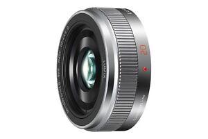 Panasonic-20MM-Lumix-G-Argent-F1-7-II-Asph-Objectif