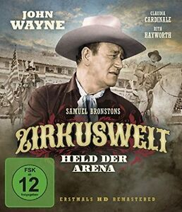 Zirkuswelt-John-Wayne-Claudia-Cardinale-Rita-Hayworth-Blu-ray