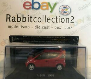 DIE-CAST-034-A-160-1997-034-MERCEDES-COLLECTION-SCALA-1-43-54