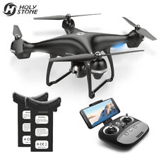 Holy Stone HS100 FPV Drohne mit 1080P HD WIFI Kamera GPS RC Quadrocopter Drone