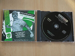 Theatre Of Hate – Retribution Over The Westworld - Live 1996 - Paderborn, Deutschland - Theatre Of Hate – Retribution Over The Westworld - Live 1996 - Paderborn, Deutschland