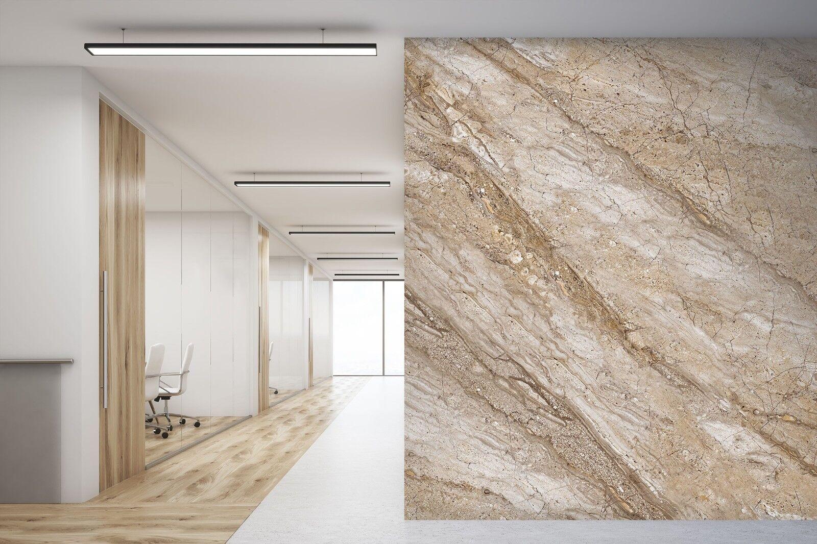 3D Steinmuster Kurve 6989 Textur Fliesen Marmor Tapeten Tapete Wandbild AJ