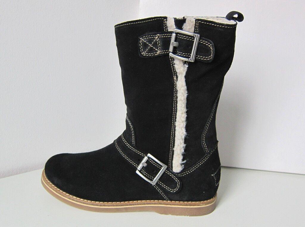 Zapatos especiales con descuento Tamaris Fellstiefel Stiefel Boots warm schwarz  Gr. 37 Fell Stiefel Boots black