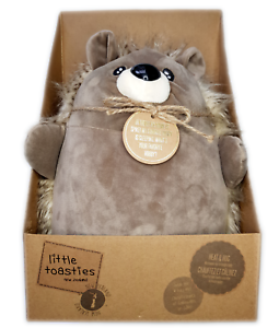 Details about  /Little Toasties New Zealand HEDGEHOG Heat /& Hug Plush Stuffed Animal