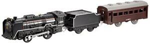 PLARAIL-S-28-Steam-Locomotive-Type-D51-200-w-Head-Light-Model-Train-by-Takar