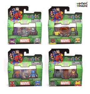 Marvel-Minimates-Best-Of-Series-3-Complete-Set-Ant-Man-Power-Man-Iron-Fist