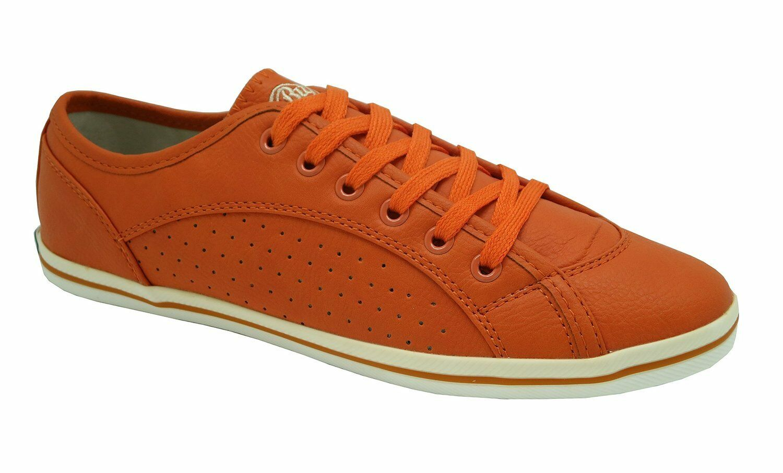BUFFALO 507-V9987 TUMBLE  144475 SNEAKER orange NEU