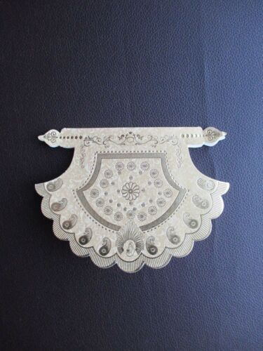 2  Small Money Fan shape Gift Shagun Wedding  Envelope Wedding Accessory   CJ13