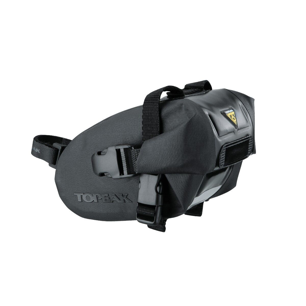Topeak TT9817B Wedge Drybag   Bike Cycling Saddle Seat Bag Pannier - Small