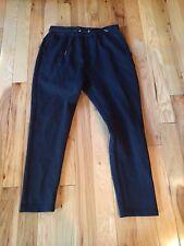 Nike NikeLab Essentials Tech Fleece Pants Black 823740 010 Men's MEDIUM NWT $200