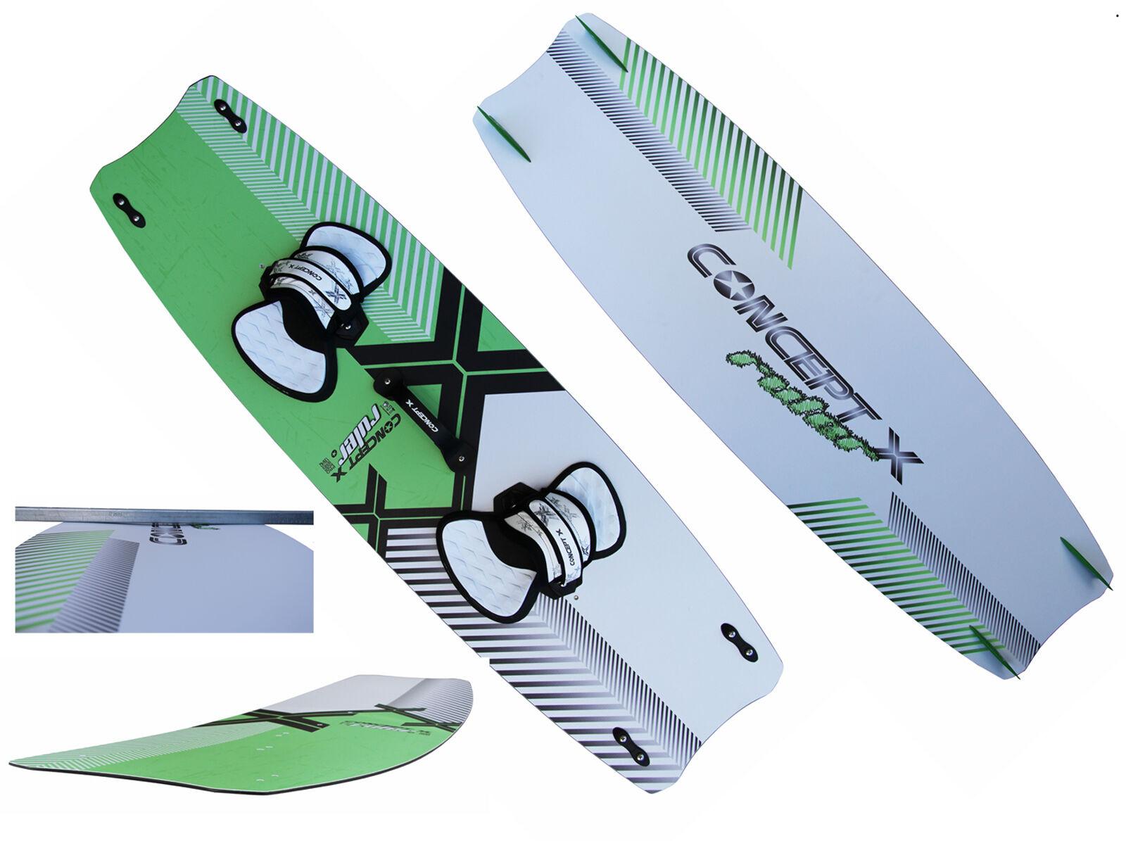Concept X Kiteboard ; 145 cm x 45 cm; cm; cm; NUEVO Tabla de kite 8e6e97