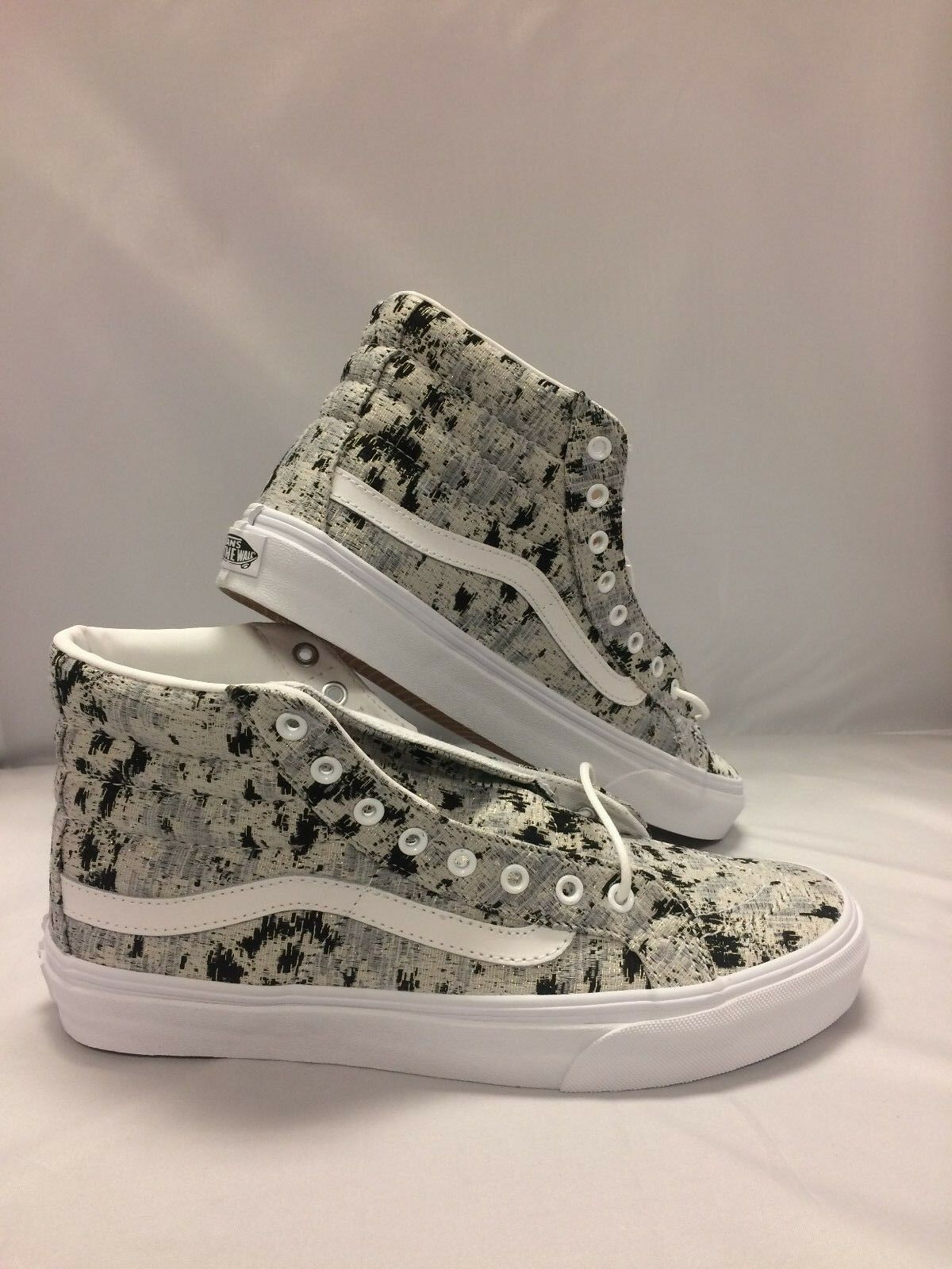 Vans Men's shoes  Sk8-Hi slim (Ital Weave) ABTCT TRWT