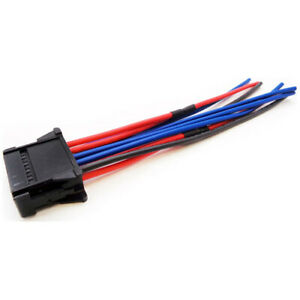 Si-adatta-a-RENAULT-CLIO-GRAND-SCENIC-MODUS-Riscaldamento-Resistore-Cablaggio-Telaio