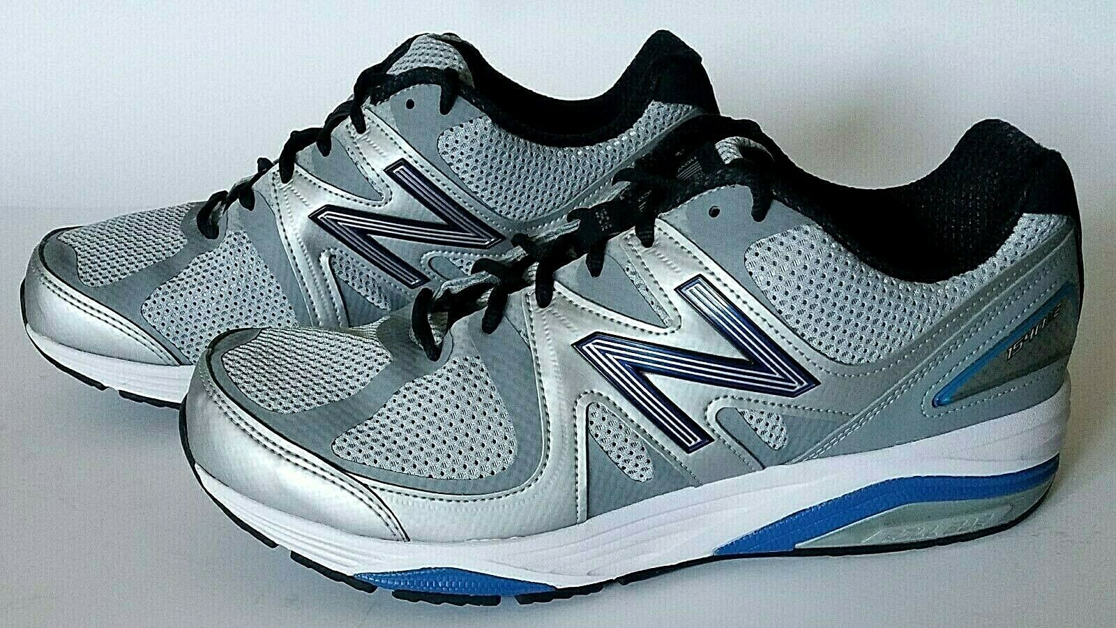 New Balance 1540v2 Mens Size 9.5(4E) Extra Wide, Silver bluee shoes M1540SB2