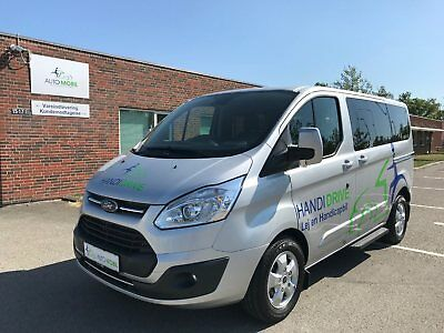 Annonce: Ford Tourneo Custom 300S 2,0 TD... - Pris 0 kr.