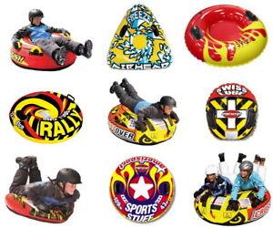 Sportsstuff  Rodelreifen Snow Tube Reifen Schlitten zum Rodeln Rodelschlauch Bob
