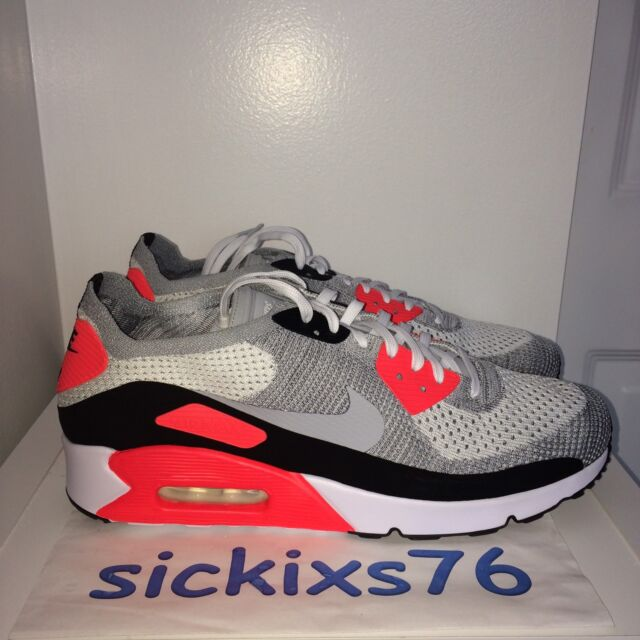 sports shoes 6690a a7d88 DS Nike Men s AIR MAX 90 ULTRA 2.0 FLYKNIT Sz 6-15 EUR 38.5