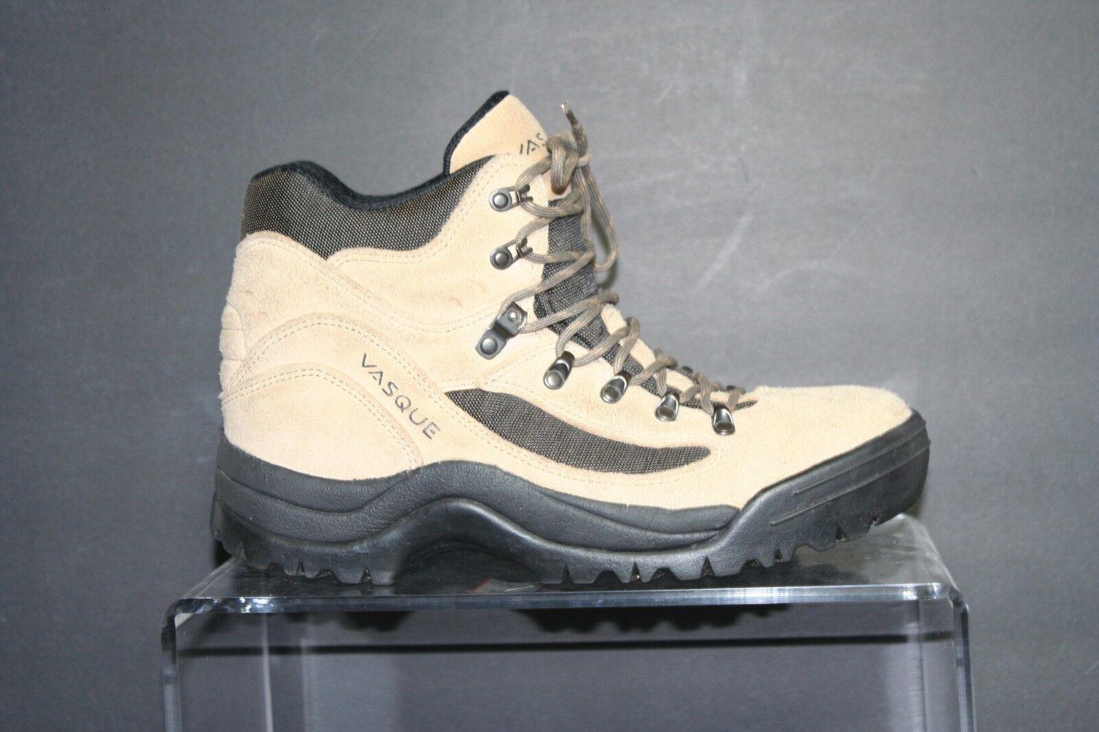 Vasque Red Wing Talus Trek High VTG '08 Hiking Boots Multi Beige Women 9.5 Trail