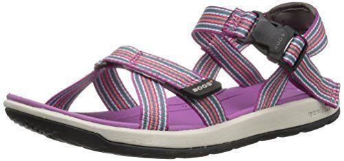 Bogs Damenschuhe Athletic Rio Stripes Athletic Damenschuhe Sandale- Pick SZ/Farbe. 068a21