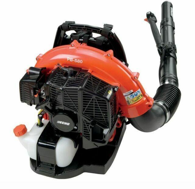 ECHO PB-580T 58.2cc Gas Backpack Blower Professional Grade *